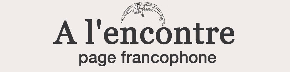 A l'encontre - page francophone